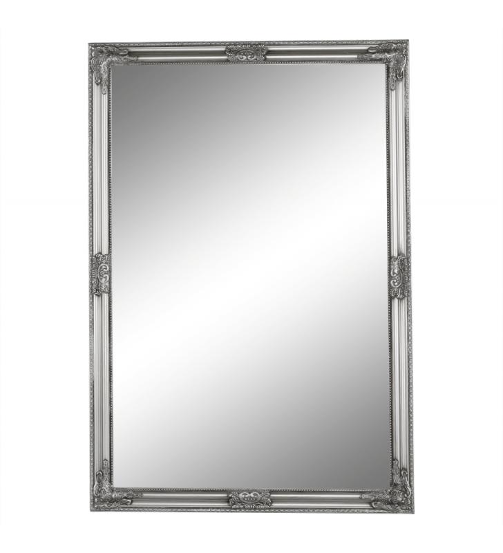 Tükör, ezüst fa keret, MALKIA tip 11