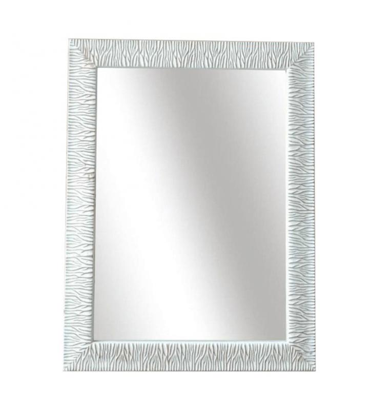 Tükör, fehér-arany, MALKIA TYP 14