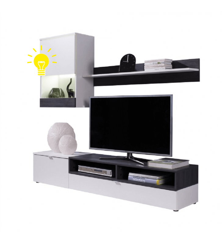 LED világítás nappali bútorhoz, ROSO