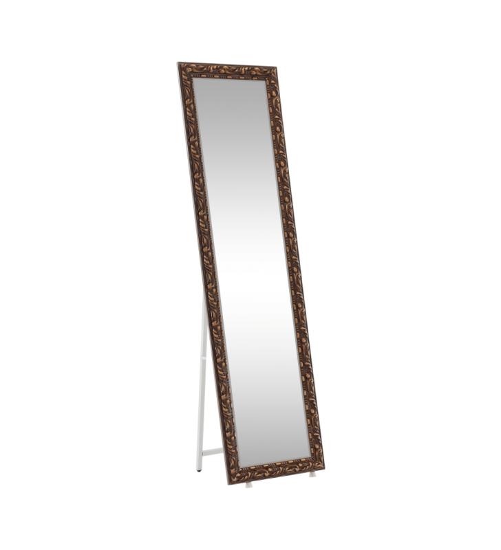 Dizajn tükör, barna, PANTOS
