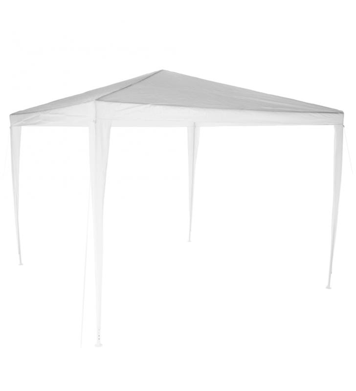 Kerti pavilon, fehér, 3x3 m, GOTAN